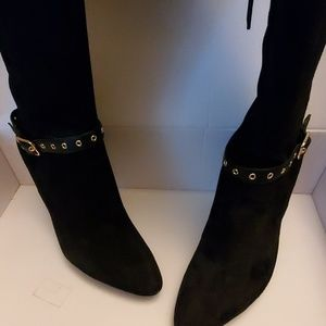 Nine West Over the Knee Boots - Size 10